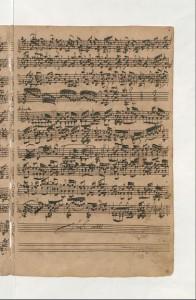 BWV 1003_Andante