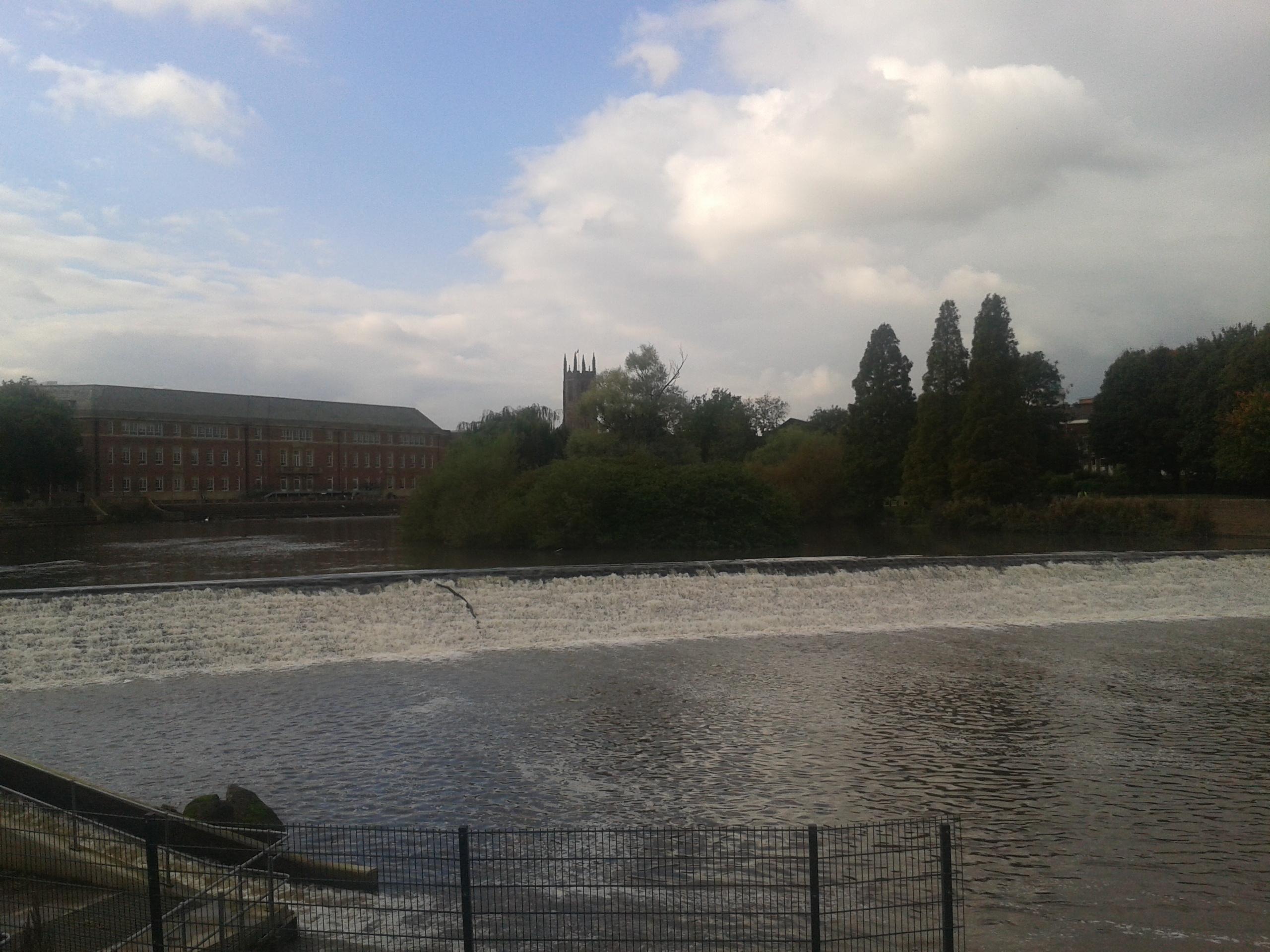 Fluss Derwent 2013-10-15 14.25.44