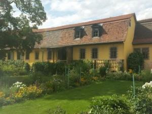 Goethes Gartenhaus 20150719_154349